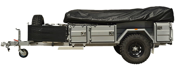 Off Road Tourer Camper Trailer Johnnos